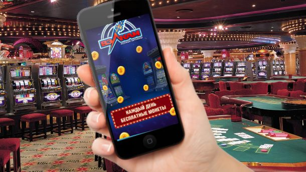 Игровые автоматы на iOS